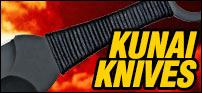 Kunai Knives