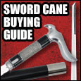 Sword Cane Buying Guide