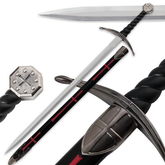 Templar swords for sale  Global Replicas