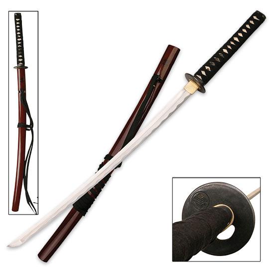 ronin katana sword