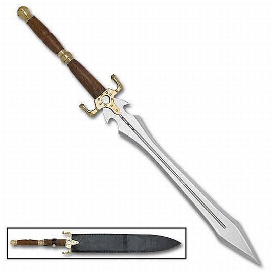 Celtic Warrior Sword