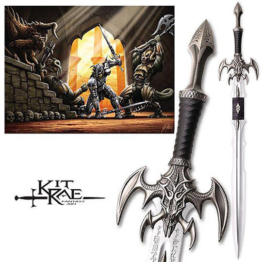 Kit Rae - Exotath Sword