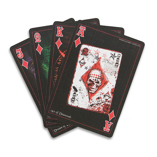 Supernatural Myth & Gothic Fantasy Playing Card Deck