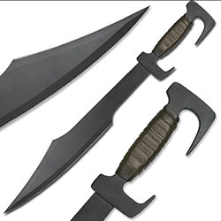 King Leonidas Spartan Sword Replica