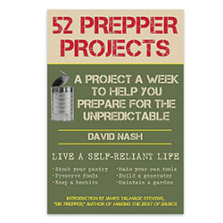 Ref. Book - 52 Survival Prepper Projects Handbook