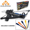 Avalanche Mini Crossbow Pistol Grip 50 Lb.