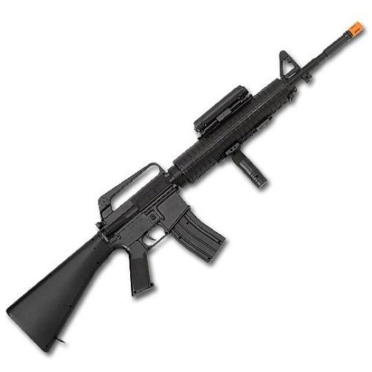 m 16 rifle. M16 Air Rifle w/ Extras