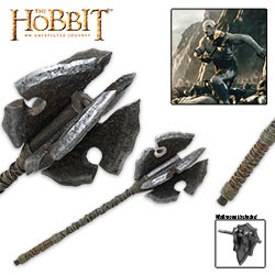 The Hobbit – Azog Mace