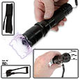 Black Night Watchman 2 Million Volts Stun Gun / Flashlight Combination