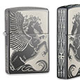 Zippo American Made Pegasus Windproof Lighter