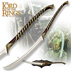 Lord of The Rings – High Elven Warrior Sword