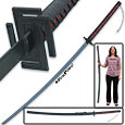 "53"" Massive IchigoBankaiKatana Sword – Inspired By Anime, Stainless Steel"