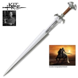 Amonthul, Sword of Avonthia - Autographed