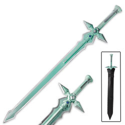 Blue Repeller Anime Sword 44 Inches