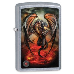 Anne Stokes Dragon Zippo Lighter