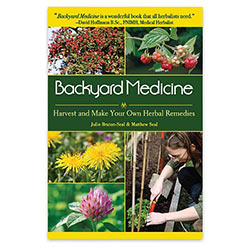 Ref. Book - Backyard Medicine Handbook
