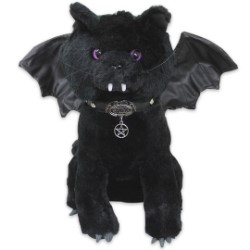 Bat Cat Soft Plush Collectible