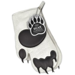 Polar Bear Hands Oven Mitts