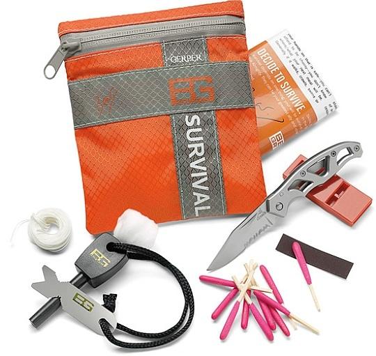 Bear Grylls Survival Kit - Basic Model