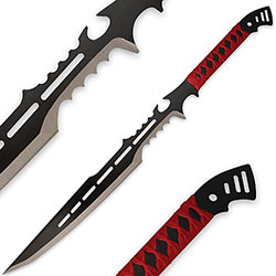 Berserker Ninja Warrior Sword - Full Tang