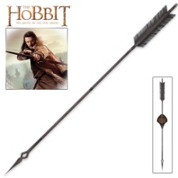 The Hobbit - Black Arrow of Bard the Bowman