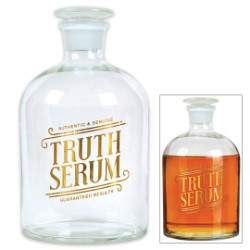 Bottled Up Truth Serum Decanter