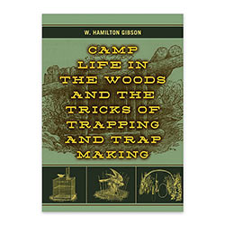 Ref. Book - Camp Life - Woods Trap Making Handbook