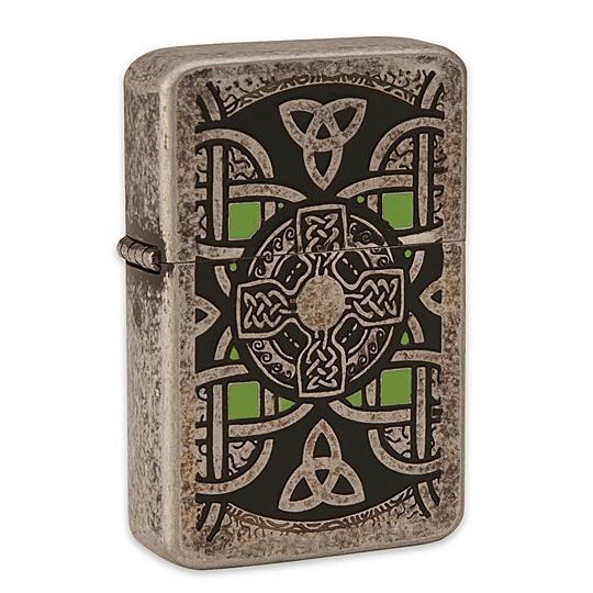 Irish Zippo Lighter