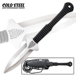 Cold Steel Hide Out Neck Knife – Covert Protection, 6.5 In. Overall