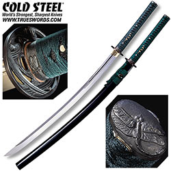 Cold Steel Battle Ready Dragonfly Katana 88DK