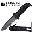 CRKT - Ultima Combat Fighting Knife w/ Veff Serrated Blade