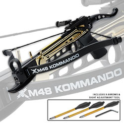 Advanced 80-lb. Mini Crossbow w/ Pistol Grip