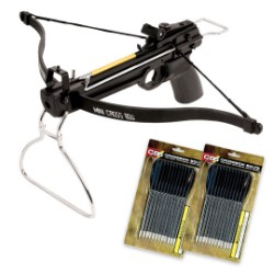 Crossbow Pistol Shooters Starter Kit
