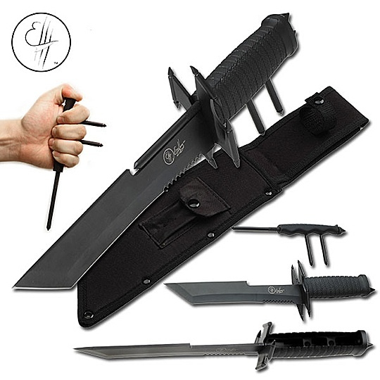 Knife Fighting Manuals