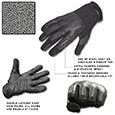 Defense SAP Gloves w/ 8oz Steel Shot - SIZE L