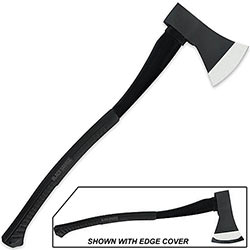 Demolition Tools - Black Firefighter Axe