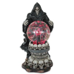 """Destroyer of Worlds"" Electric Plasma Ball Statue"