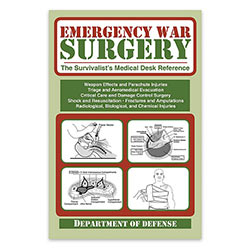Ref. Book - Emergency War Surgery Handbook