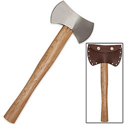 Executioner Style Double Headed Tomahawk Axe