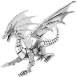 Fascinations Dragon Model - Metal Model Kit