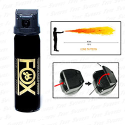 Law Enforcement Pepper Spray - Our Hottest - 4 oz. Can