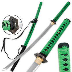 Zombie Destroyer Katana Sword - 1045 Carbon Steel