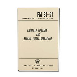 Military Manual - Guerrilla Warfare & Special Forces Operations