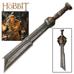 The Hobbit – Sword of Fili The Dwarf, Officially Licensed