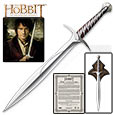 The Hobbit – Sting, Sword of Bilbo Baggins – Officially Licensed Collectible