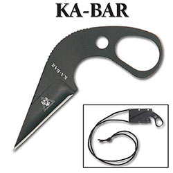 Kabar Last Ditch Neck Knife