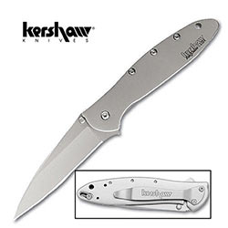 Spring Assist - Kershaw - Leek Silver KS1660