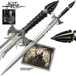 Kit Rae - Sedethul Fantasy Sword w/ Artwork