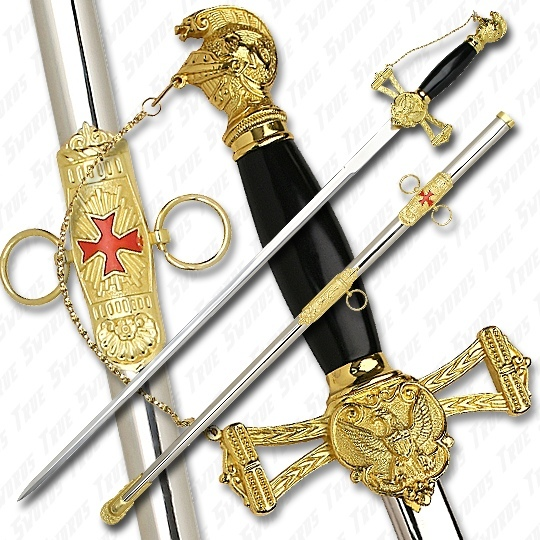 Templar Sword Drawings Knights