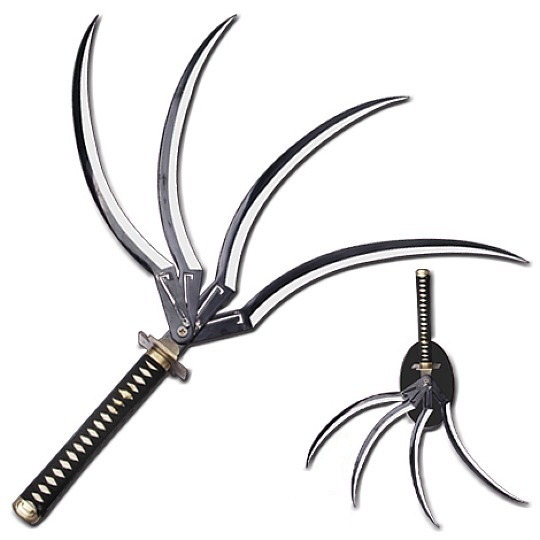 cool swords and even post pics of swords you likeZabimaru Sword